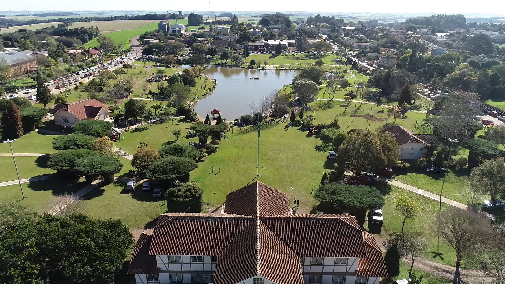 Atividades Realizadas em 2018 – Lagoa dos Três Cantos/RS