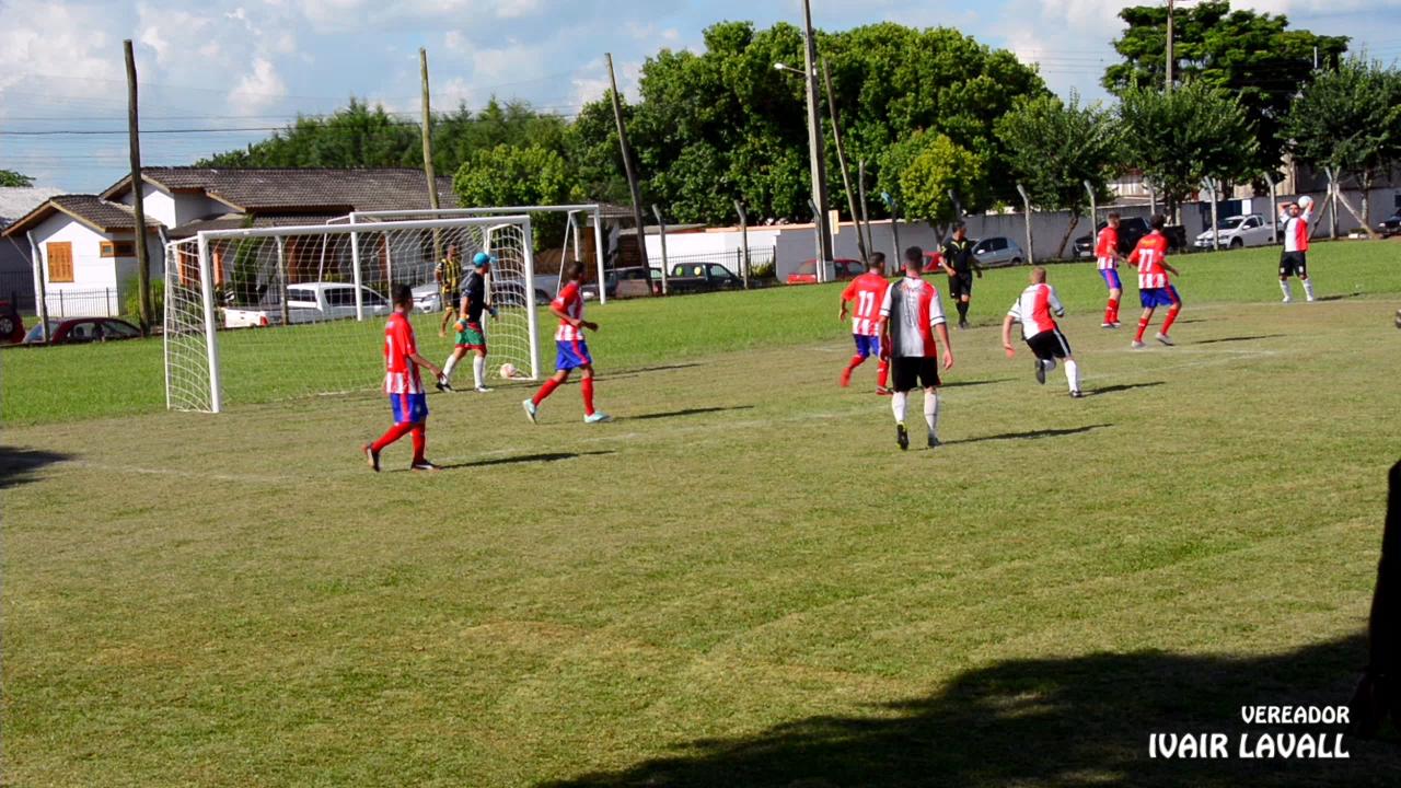 Gols da Classificatória para a Semifinal do Futebol 7 de Lagoa dos Três Cantos/RS