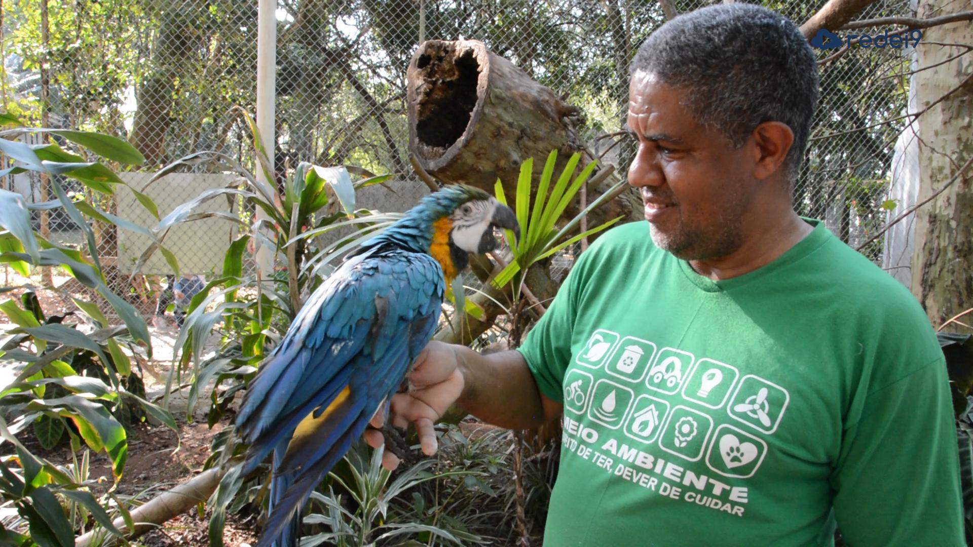 Conheça o Zoológico de Cachoeira do Sul/RS